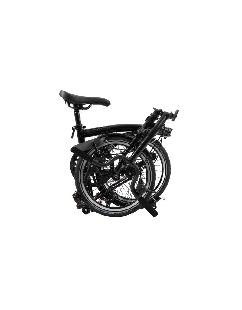 Brompton Brompton M6L Ti Black (Black Edition) Superlight