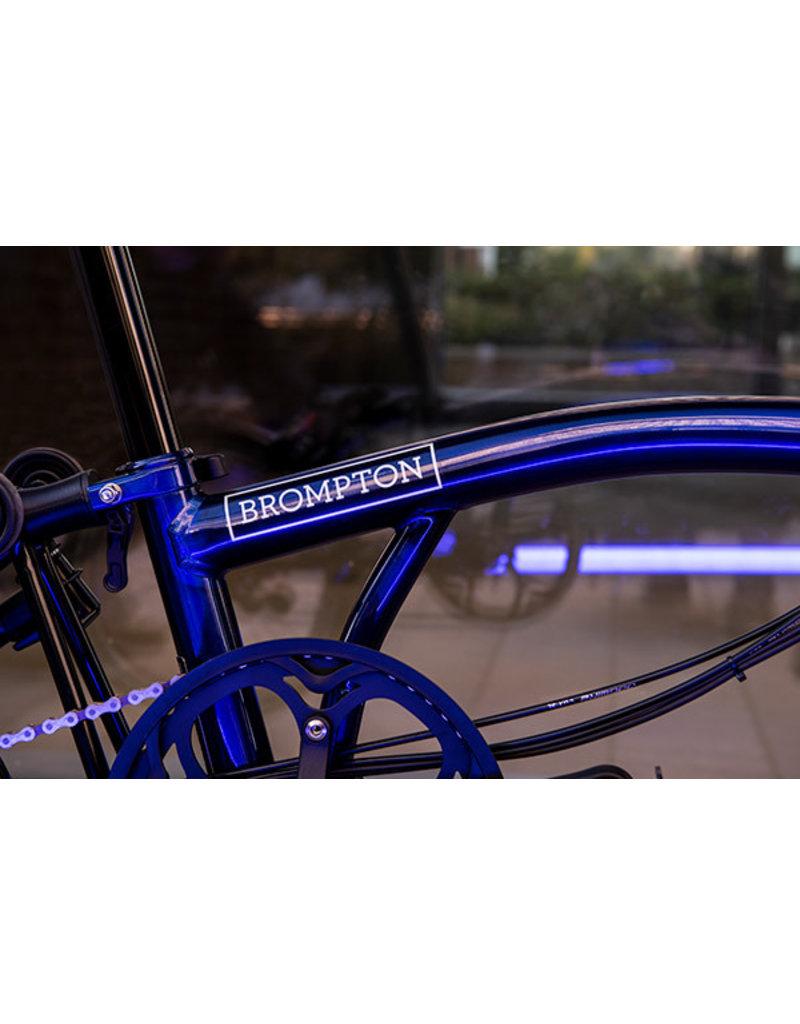 Brompton Brompton Electric M6L Bolt Blue Lacquer