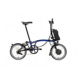 Brompton Brompton Electric M6L Bolt Blue Lacquer