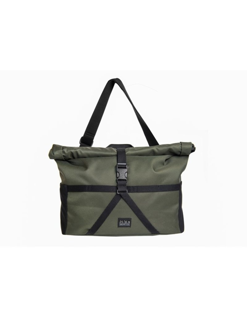Brompton Brompton Borough M Bag Olive