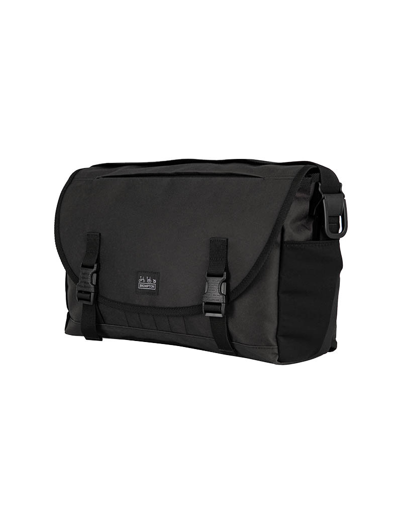 Brompton Brompton Metro M Messenger Bag with frame Black