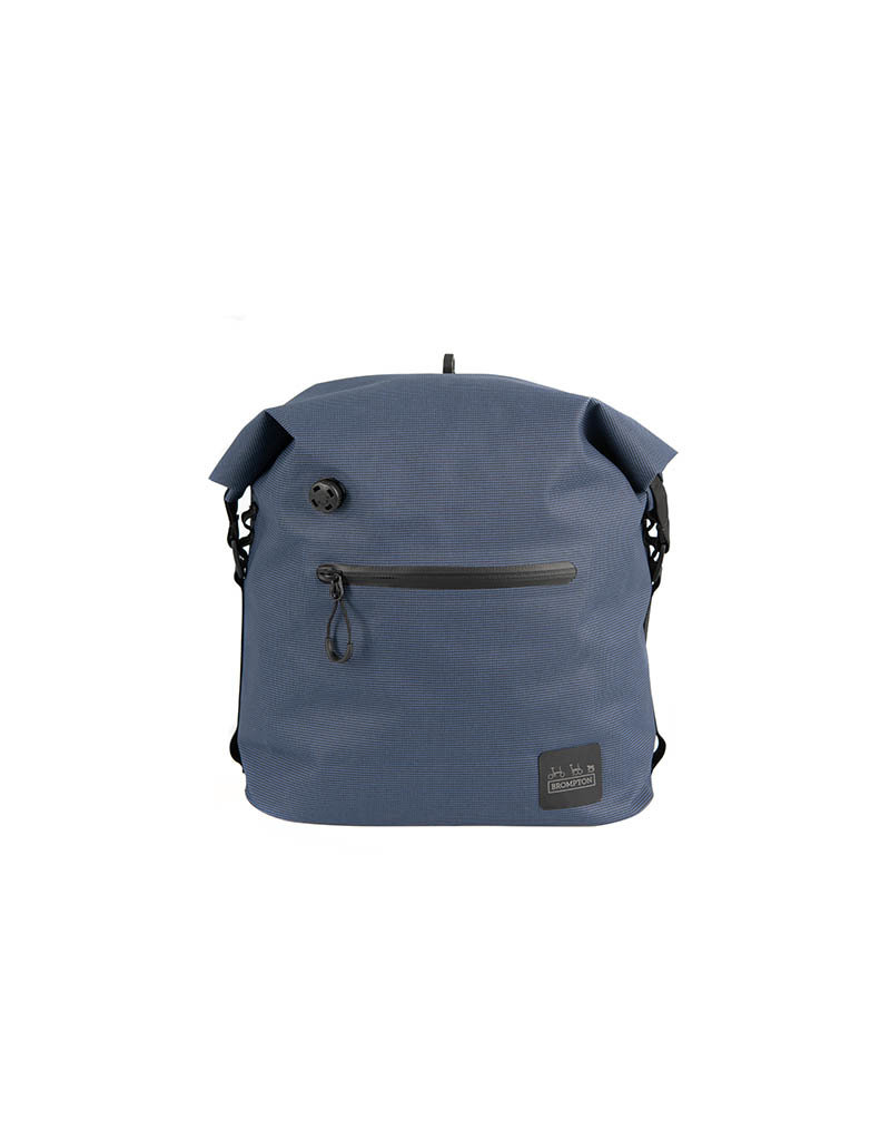 Brompton Brompton Borough Waterproof S Bag Navy
