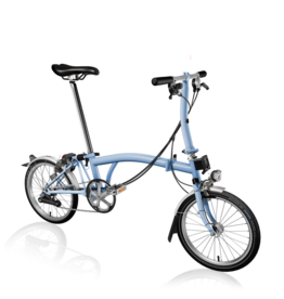 Brompton Brompton S6L Cloud Blue