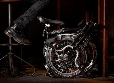 Brompton Folding Bikes