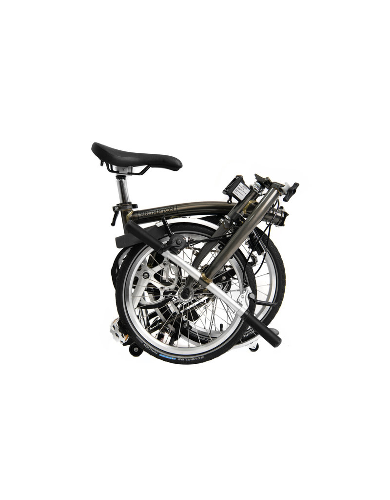 Brompton Brompton S6L Ti Black Lacquer Superlight