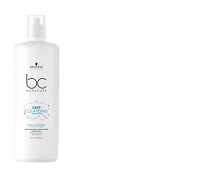 Schwarzkopf Professional bc Bonacure - Shampoing micellaire purifiant