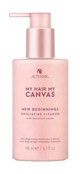 Nettoyant exfoliant pour les cheveux Alterna