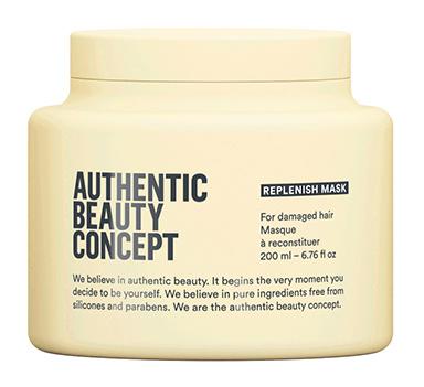 Masque réparateur Replenish Authentic Beauty Concept