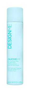 Design.Me Shampoing sec pour tons foncés Quickie.Me