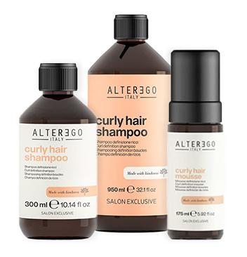 Alterego Curly Hair