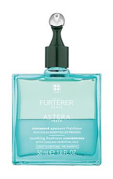 René Furterer Astera Fresh Concentré apaisant pour le cuir chevelu sensible