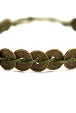 Iching Coin Bracelet - Small