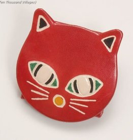 Sly Cat Coin Purse