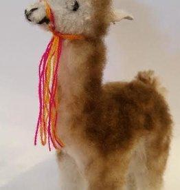 Tall Llama Figurine