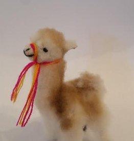 Small Llama Figurine