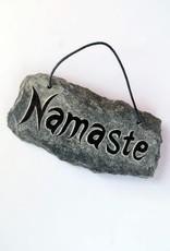 Namaste Slate Wall Hanging
