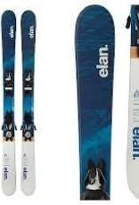 Elan Ski Pinball (165cm) Bleu/Blanc Twin BD5850 EL10.0 GW Shift