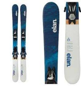 Elan Pinball (175cm) Bleu/Blanc Twin BD5850 EL10.0 GW Shift