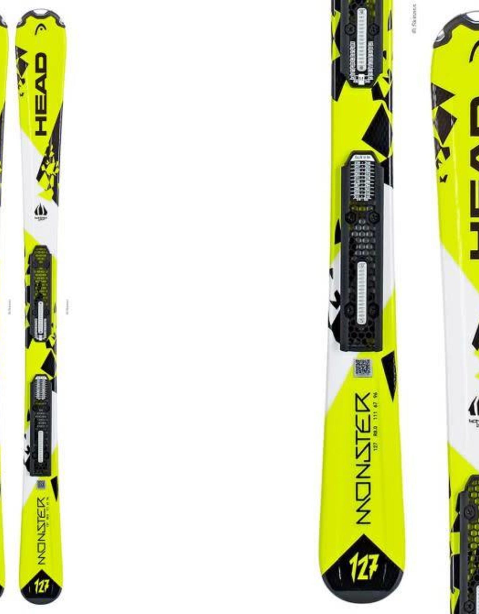 Monster SLR 2 nyw/wh 137 cm