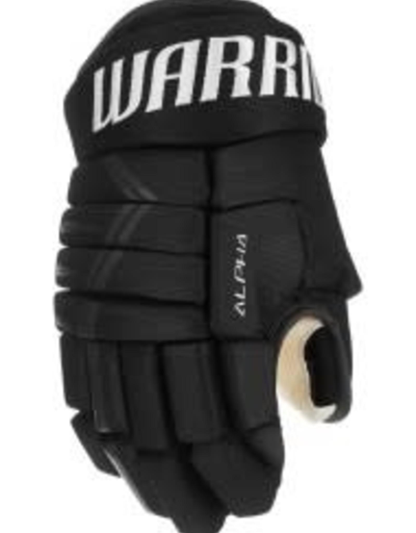 DX4 Senior Glove BK Black 15