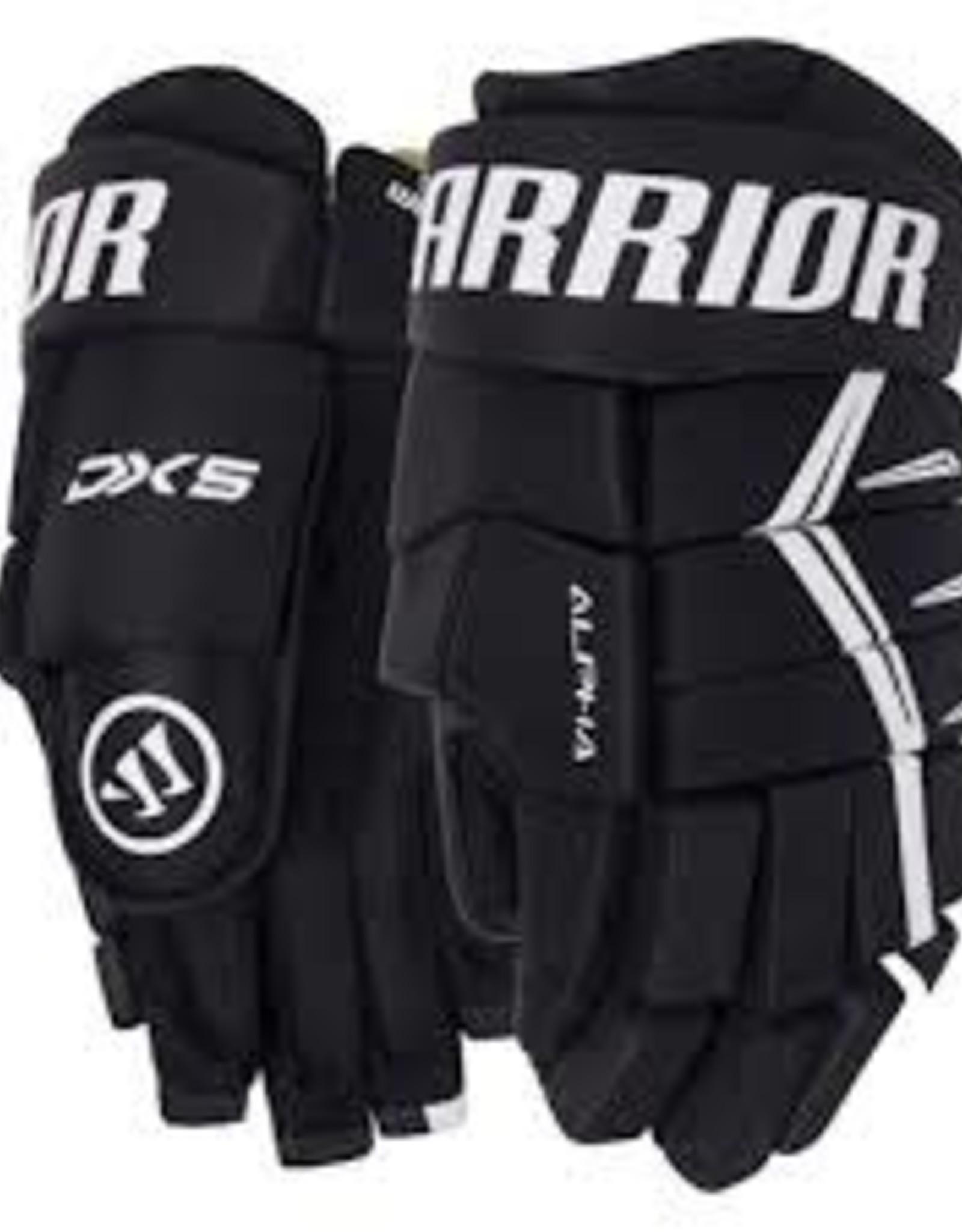 DX5 Senior Glove BK Black 15