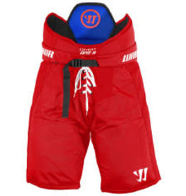 Warrior QRE3 Pants SR RD RED S