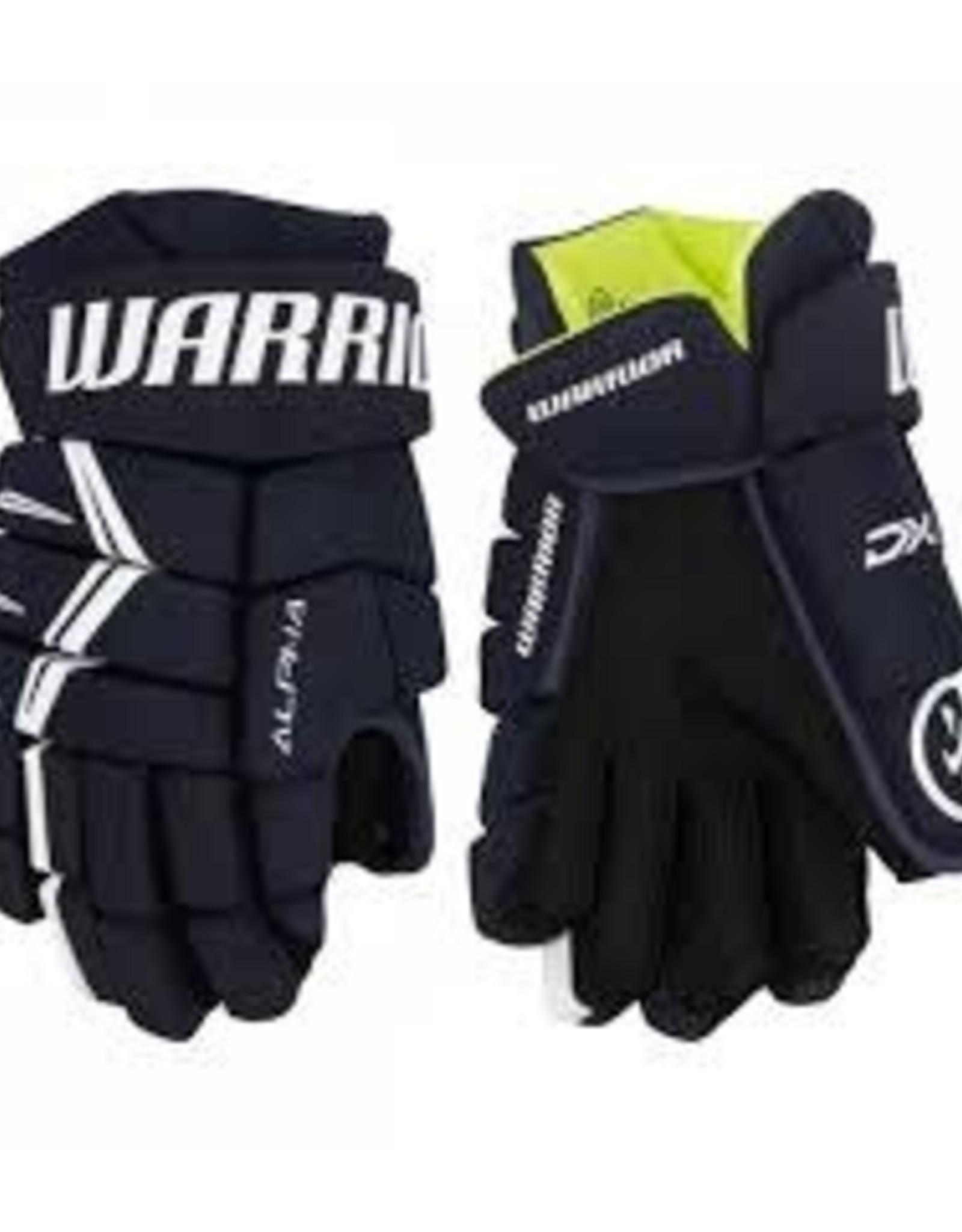 DX5 Junior Glove BRD BK/RED 11