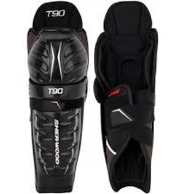 Sher-Wood T90 Shinpad BLK SR 15''