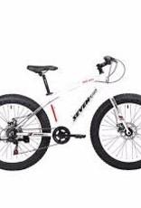 Fat Bike X1 Smoch (White)