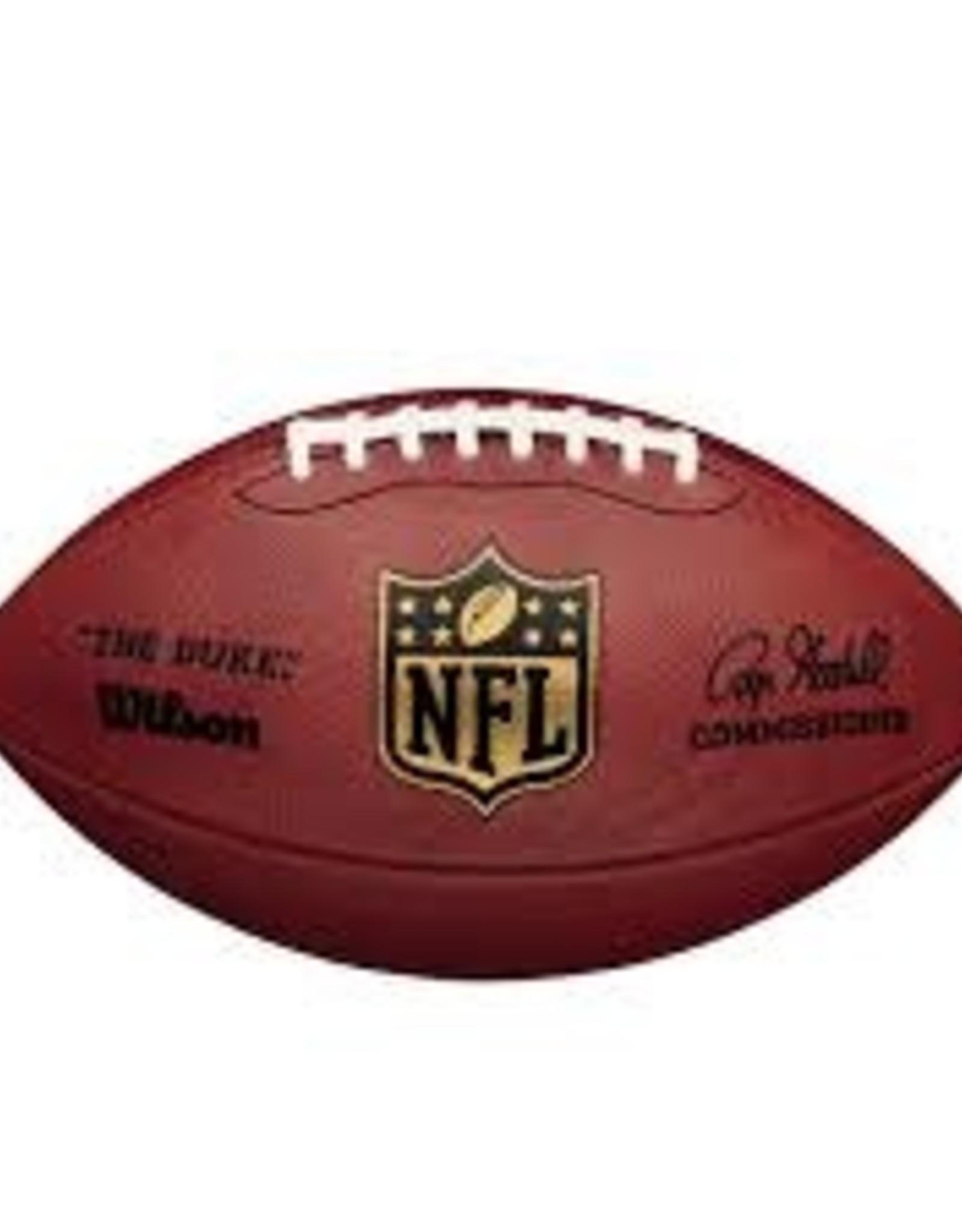 Wilson AUTHENTIQUE DE NFL