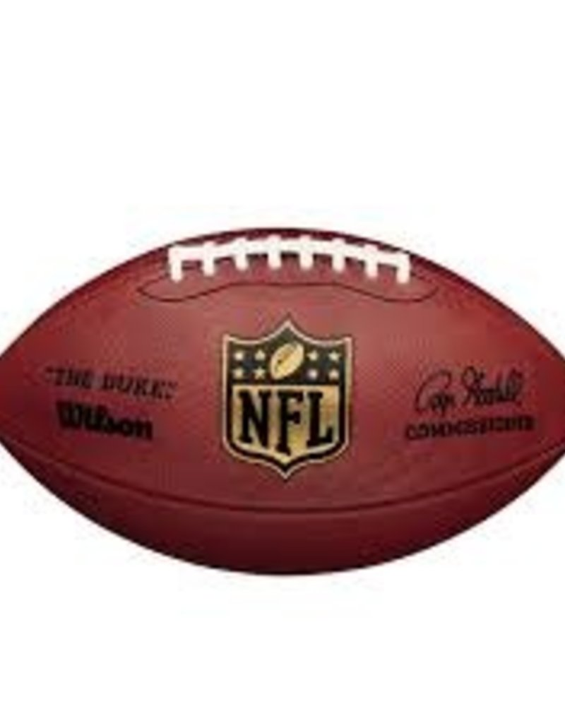 Wilson AUTHENTIQUE DE NFL