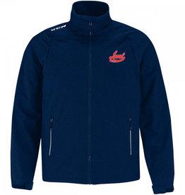Manteau CCM Premium J5590 (JR) avec Logo LN brodé -marine
