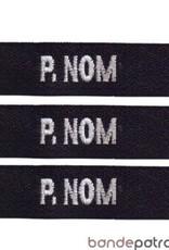 LAVAL-NORD Nom ou autre Brodé sur la manche
