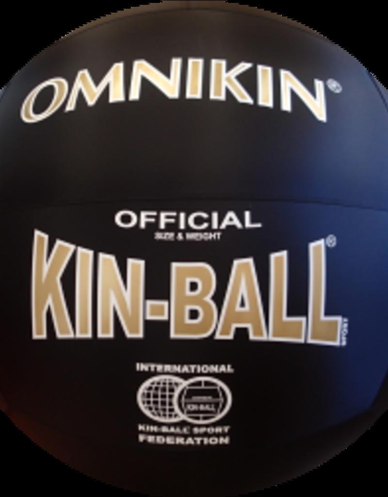 Ballon Officiel Kinball 40'' noir 30171-007