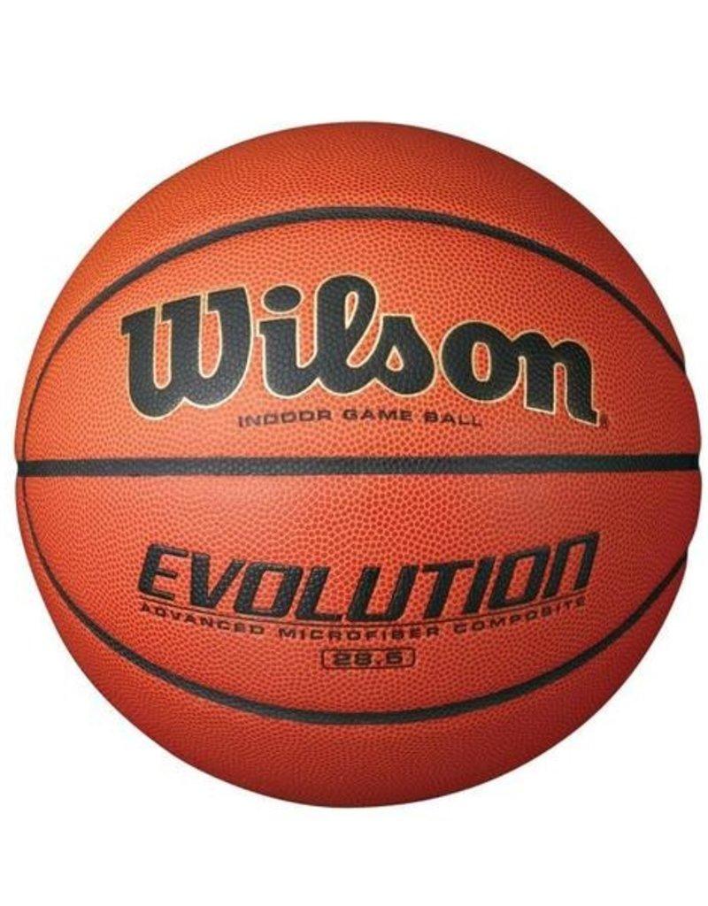 "EVOLUTION HIGH SCHOOL GAME BALL 28.5"" INT"