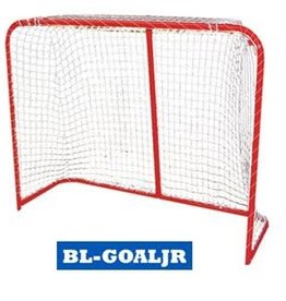 "Blue Sport JR GOAL 54""x44""x20 Filet Hockey"