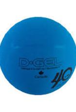 Ballon Balai D-Gel Ext bleu