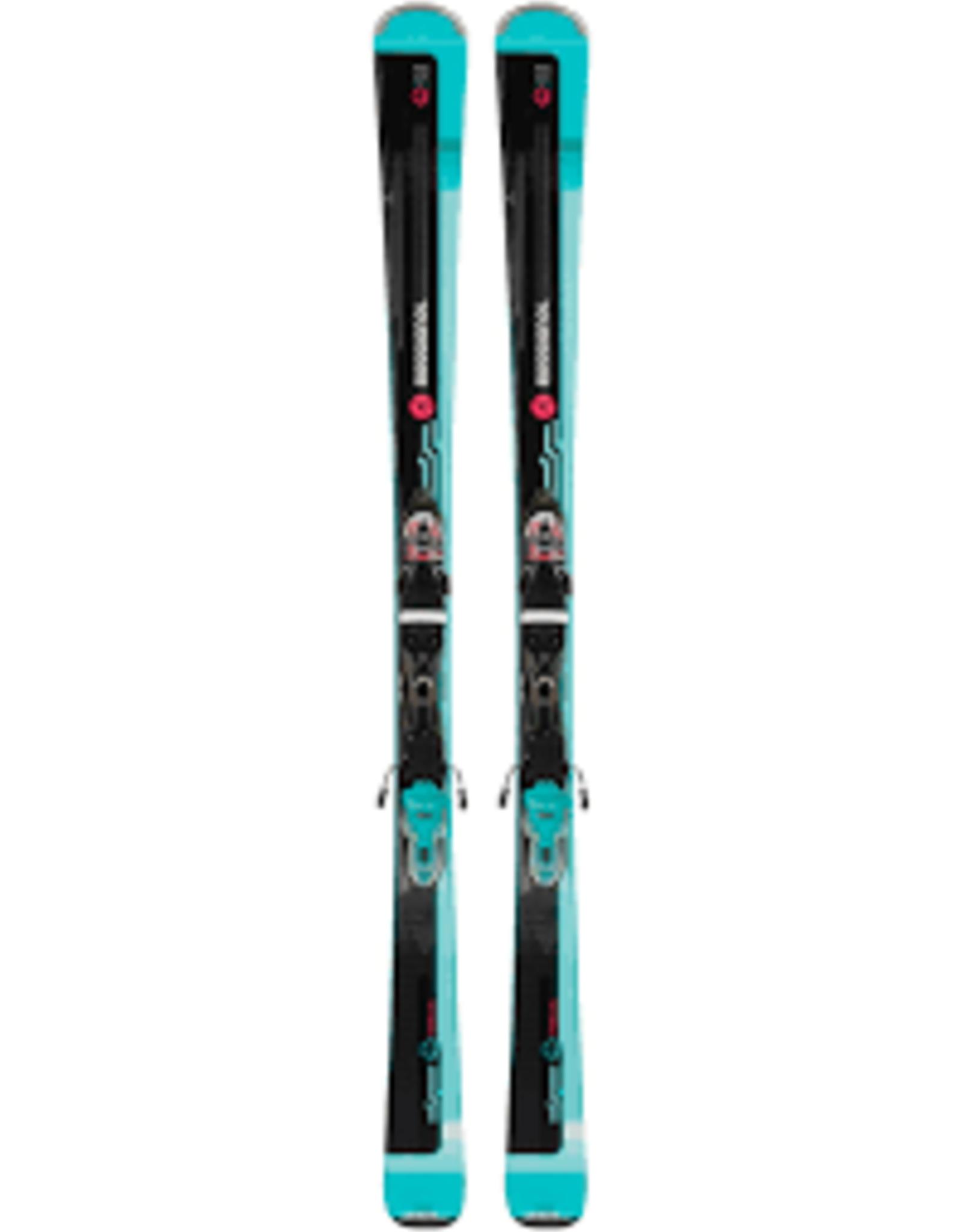 Rossignol Famous 2 (149cm) Bk/turquoise-FCHD036