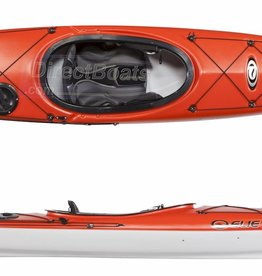 KAYAK ELIE Strait  140XE  ROUGE/BLANC (14')
