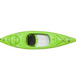 Pélican kayak Orion 100 vert (10') Fermé