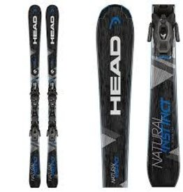 Head SKI HEAD NATURAL INSTINCT 163