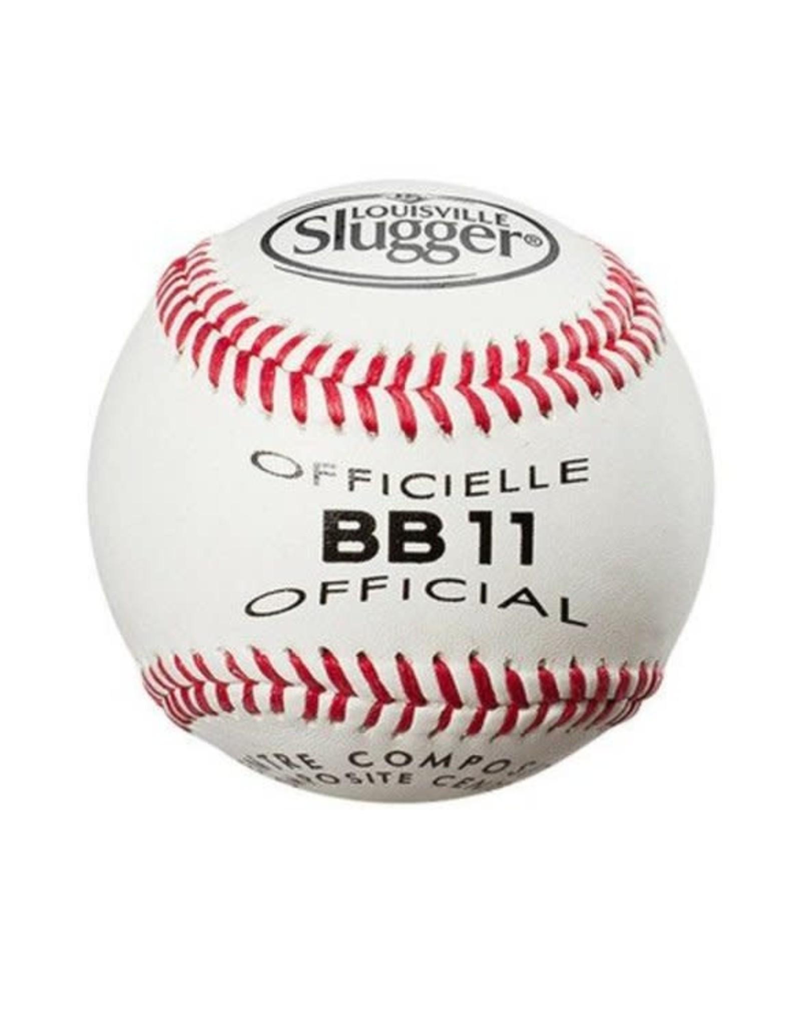 Louisville Slugger LSBB11 OFFICIAL BSABALLS TPX