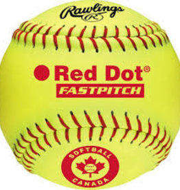 "Rawlings PX11RYLC RED DOT 11"" 120 .47 / 375lbs DZ"