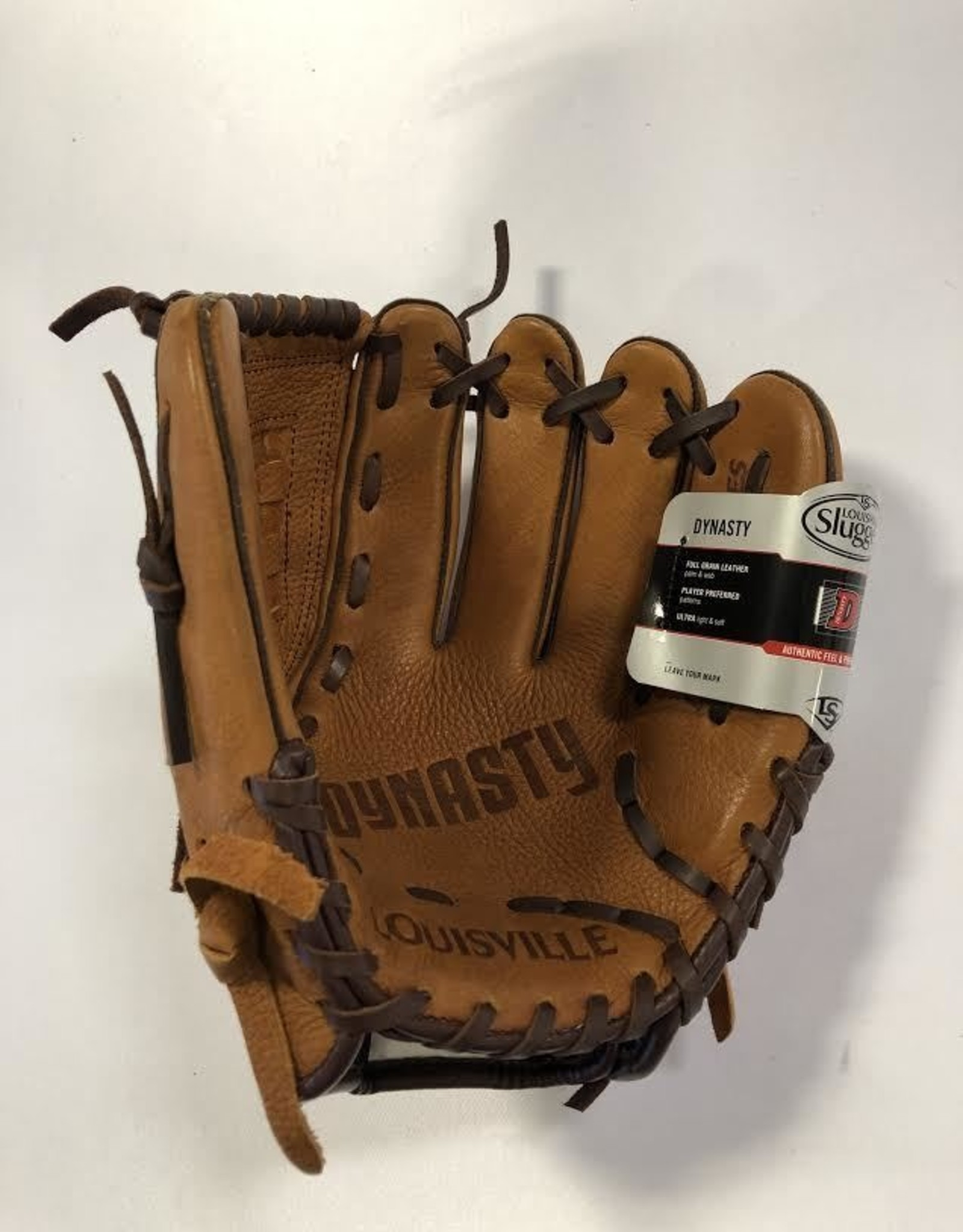 "Dynasty infield (11"") brun"