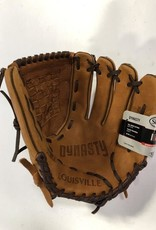 Dynasty Fielding Glove 12.00'', Closed Weave Web 12.00''  REG Adult  Caramel