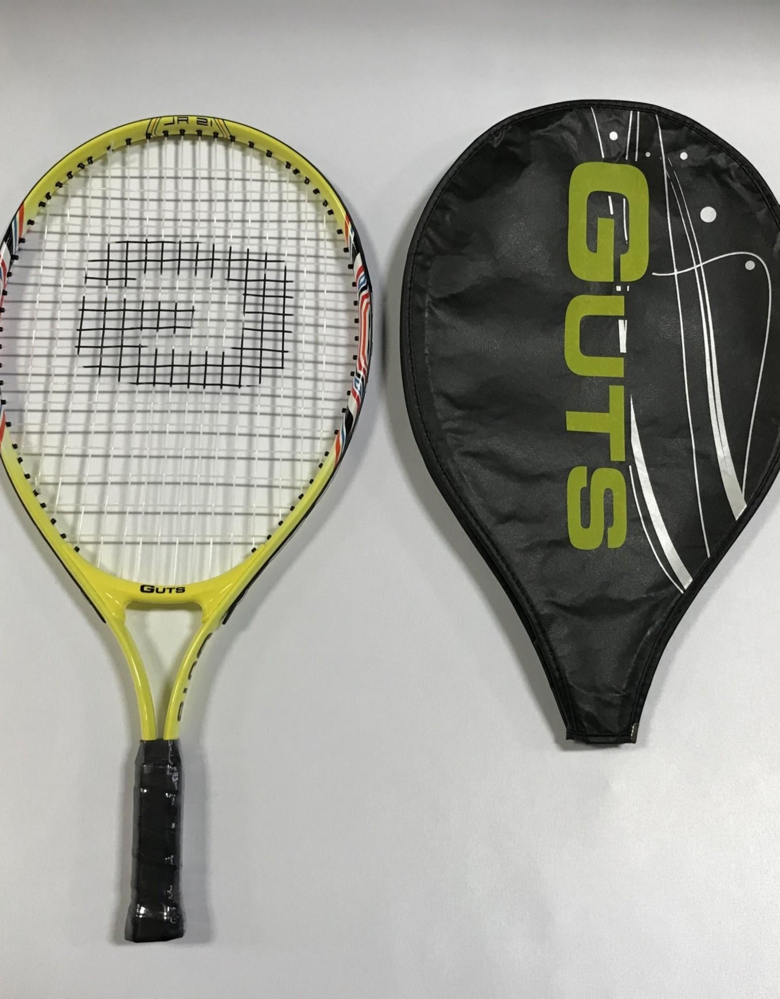 RAQUETTE TENNIS GUTS 2600 JAUNE