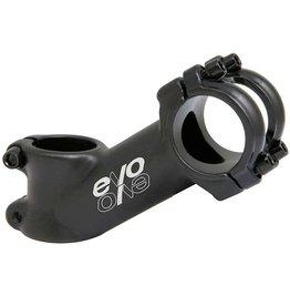 EVO EVO, E-Tec OS, Stem, 28.6mm, 70mm, 35, 31.8mm, Black