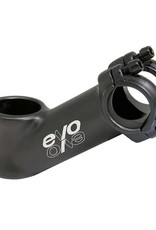 EVO EVO, E-Tec, Stem, 28.6mm, 60mm, 35, 25.4mm, Black