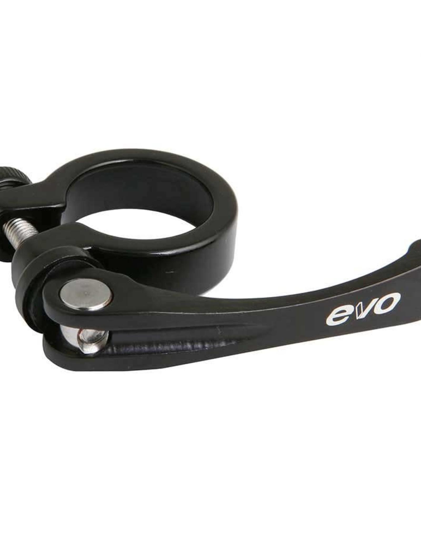 EVO EVO, E-Force XL, Collet de tige de selle, 34.9mm, Noir