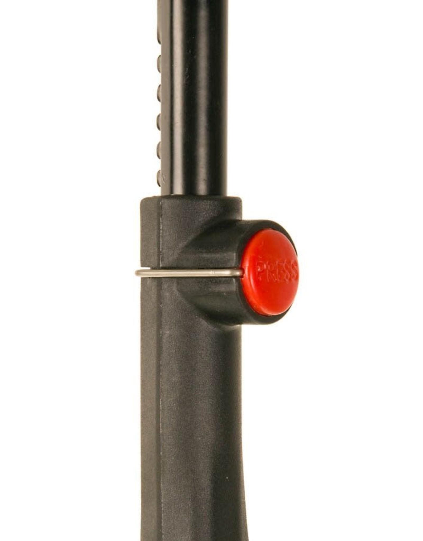 EVO EVO, Central kickstand, Adjustable, aluminum plate